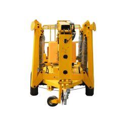 Qiyun 10m 12m 14m 16m Schlussteil artikulierte beweglichen Dieselarbeitshöhe-Armkreuz-Aufzug-Kirschpicker für Verkauf