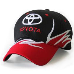 De nouveaux sports personnalisé de gros 6 parcours de golf de broderie du panneau de Baseball Cap Hat
