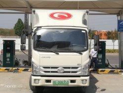 Langstreckenausdauer-Fahrzeug Vanbody Truck