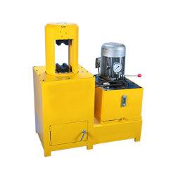 Pressa di stampaggio di acciaio del metallo del filo del manicotto idraulico della corda 500 tonnellate