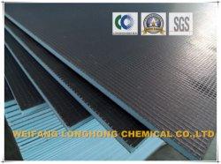 Placa de extrusão de poliestireno de fibra de cimento
