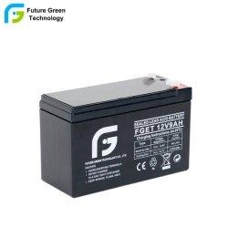 Batteria Di Stoccaggio Al Piombo Ricaricabile Sigillata 12v 9ah Per Ventola A Supporto Solare