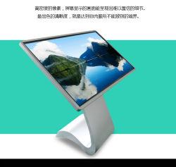 Design attrayant solution publicitaire de l'hôpital affiche des signes de la vidéo LCD tactile