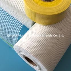 Construção de fibra de vidro resistente alcalinos padrão Mesh panos de malha de fibra de vidro 145gsm