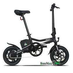 12-дюймовый складная a-велосипед с Alu для легкосплавного колесного диска