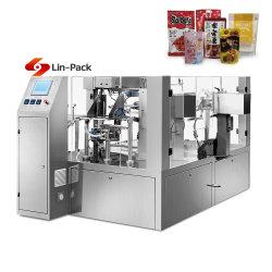 Machine automatique d'emballage de tranche de citron