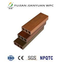 ASA-PVC Co-Verdrängte AußenZaun-Geländer-Bambusvorstand des zusammengesetzten Material-WPC