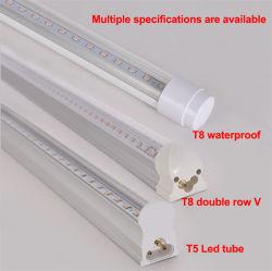 Crescer LED Light 20W LEVOU T8 T10 Full Spectrum crescer um tubo de gases com efeito de cultivo de alface