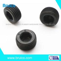 Rohr-Stecker des Kontaktbuchse-Kegelzapfen-Druck-(Stahl C35)
