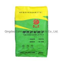 25 Kg PP sacos de tecido para embalagem de betume em pó com válvula