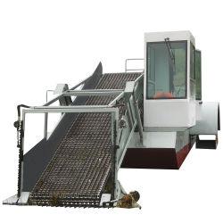 Machine de découpe de mauvaises herbes de l'eau la tondeuse à gazon de prix des machines