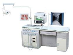 O exame otorrinolaringológico com endoscópio de mesa Microscópio Ent Ent Opd Unidade de Tratamento