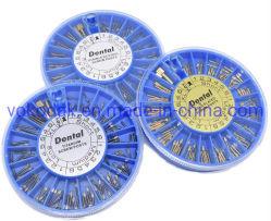 Poste de soins dentaires de la vis de titane matériau dentaire