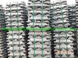 Алюминий Ingot/алюминиевый Ingot 99,7% A7 с лучшим качеством