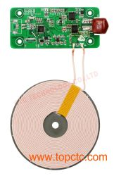 720mm het laden afstand 10W de draadloze assemblage van de modulePCB van de laderszender snelle lader G1C01T010A04AN