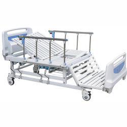 Sk005-3 de regelbare ABS vier-Krukassen Delen van het Bed van het Ziekenhuis Hand