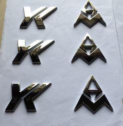 Emblema di marchio del Badge & Company di marchio dell'ABS Chrome Emblem & Company