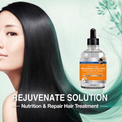 Ботанические коллагена омолодить решение для волос сильно повреждены в результате чрезмерного использования инструментов погружных подогревателей