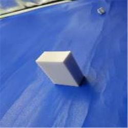 ファイアウォールの1800度の温度のジルコニアの陶磁器のブロック