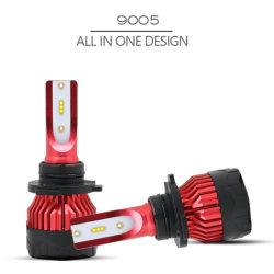 Auto Xenon H11 H16 5202 H13 9007 9004 LED Car Headlight 55W 8000lm를 가진 K5 C6 H7 H1 H3 H4 LED Car Light