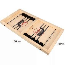 Regali educativi dei giocattoli dei giochi da tavolo del vincitore percorsi gioco veloce di legno del disco di gomma dell'imbracatura per i capretti adulti