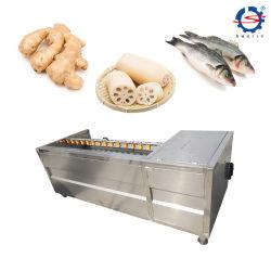 自動海藻の洗濯機シーフードの洗濯機魚のクリーニング機械