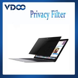 precio de fábrica Vdoo 2 lados Anti-Spy Filtro de pantalla del ordenador Panel acrílico Hang-sobre la privacidad Protector de pantalla.