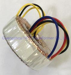 OEM индивидуальные электронные трансформатора, тороидальный трансформатор для освещения ИБП медицинское оборудование, 30ВА-5000ва