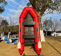 2,3 millions de bateau gonflable rigide avec bande en bois-de-chaussée/Bateau Bateau de pêche/ligne