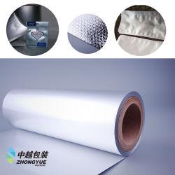 D'Aluminium revêtement double couche de polyéthylène PE Film de plastification 3bf7-16