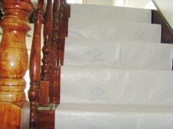 Melhor Venda 100% poliéster Protector de piso de cola do rolo de feltro