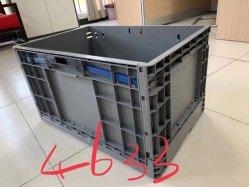 600*400*330mm conteneur pliables en plastique PP Boîte en carton ondulé de pliage pour le stockage