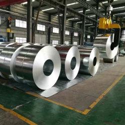 Dx51D Z275 SGCC Preço por kg de zinco 220G/M2 3mm 600-1500mm bobina de aço galvanizado médios quente