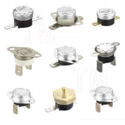 Prix bon marché Ksd301 thermostat bilame avec CQC UL TUV VDE