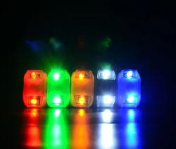 LED de silicone luz de bicicletas do pneu da roda