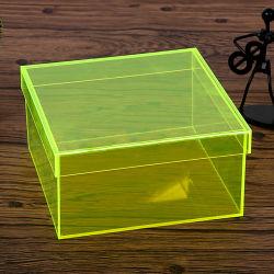 На заводе индивидуального питания высокого качества пыленепроницаемость косметический подставка для дисплея акриловый многофункциональная коробка для хранения