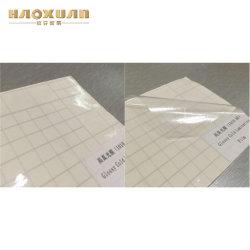 Fábrica mayorista frío mate transparente película holográfica BOPP CPP film laminado
