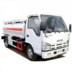 Isuzu 4000L 5000L топливные автоцистерны грузовиков 4м3 5м3 Масло грузовиками цена