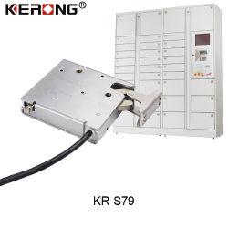 Anti-roubo KERONG Hidden Auto Comando eléctrico de trancamento da porta do gabinete trinco de bloqueio de segurança para Letterbox e motociclo