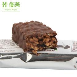 Les fabricants OEM sous étiquette privée de la nutrition sportive saveur noix de coco au chocolat granule de protéines de lactosérum de protéine Bar (30 g)