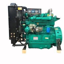 Commerce de gros 4 cylindre Weifang Ricardo Zh4105zd/R4105zd moteur Diesel pour groupe électrogène de puissance