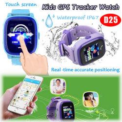 Высокое качество водонепроницаемый детский GPS устройства слежения с несколькими точное позиционирование