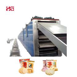 완전 자동 판매 바삭한 Rice Cracker Biscuit 만들기 Aisa의 기계에서 Richy Brand를 원하세요