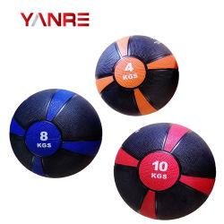 Venta caliente Eco friendly el levantamiento de pesas Gym Fitness Equipo Herramientas Juego de balón medicinal