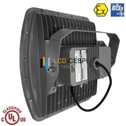 وقد وافقت شركة Ex على استخدام مصافي التكرير الفائقة السطوع لصناعة البتروكيماويات على النحو الأمثل تحكم في ضوء LED الغمر الخفيف بقدرة 120 واط و150 واط و200 واط من ATEX ضوء LED للتوجيه 94/9/EC