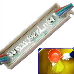 Силиконовый герметик для источника питания для уплотнения клей белый и серый Черный герметик RTV2 силиконового каучука