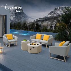 Villa moderna estructura Moudle Muebles de Jardín Sofá de Casa - Blaise