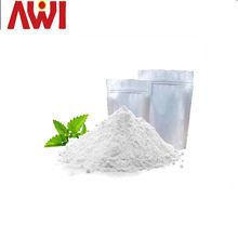 Os aditivos alimentares eritritol usado adoçante de baixa caloria natural