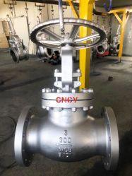 ANSI Wcb углеродистой стали рост шток клапана Глоб производителя