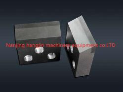 Disco de cuchilla circular de la ronda de la hoja de acero de la hoja de hoja cerámica de la hoja de acero de tungsteno de Hhs cuchillos